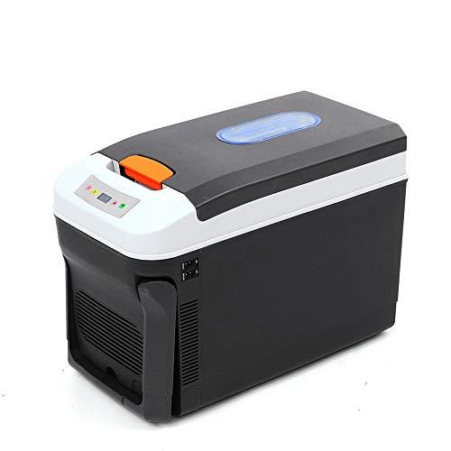 LERC 35L Mini Nevera eléctrica Refrigerador Pequeña Portátil Coche congelador, frigorificos bajo Consumo, Fridge con función de refrigeración y calefacción, para Estudiantes, Oficinas, Hogares