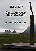 Island - Der Laugavegur-Kalender 2022 (Wandkalender 2022 DIN A2 hoch): Impressionen vom beliebtesten Wanderweg Islands, dem Laugavegur. (Monatskalender, 14 Seiten )