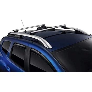 Dachträger Relingträger AMOS geschlossener Dachreling Dacia Duster SUV 14