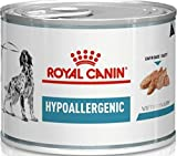 ROYAL CANIN Dog Nourriture Hypoallergenic 12 BT 200 g 180 Unités