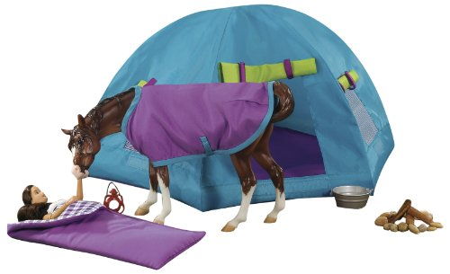Breyer Traditional Backcountry Camping Set (1:9 Scale)