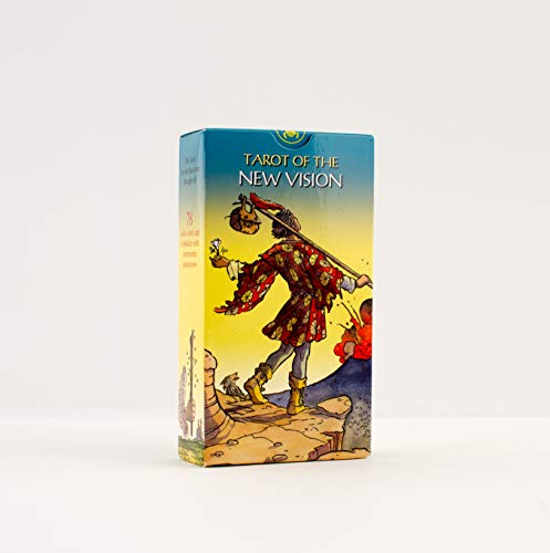 Tarot of the New Vision Deck (Lo Scarabeo Series)