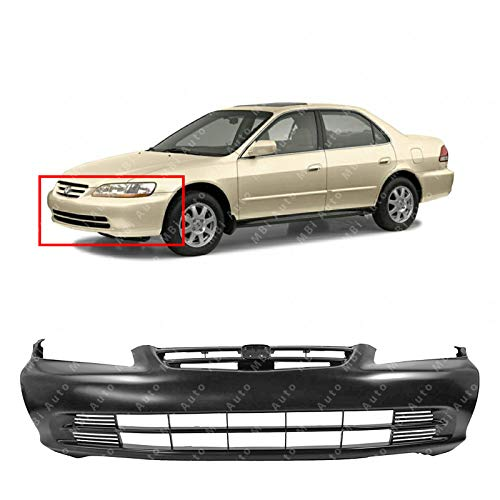 01 accord front bumper - 4