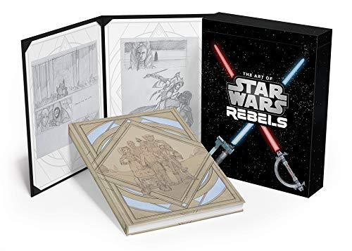 Wallace, D: The Art Of Star Wars Rebels Limited Edition