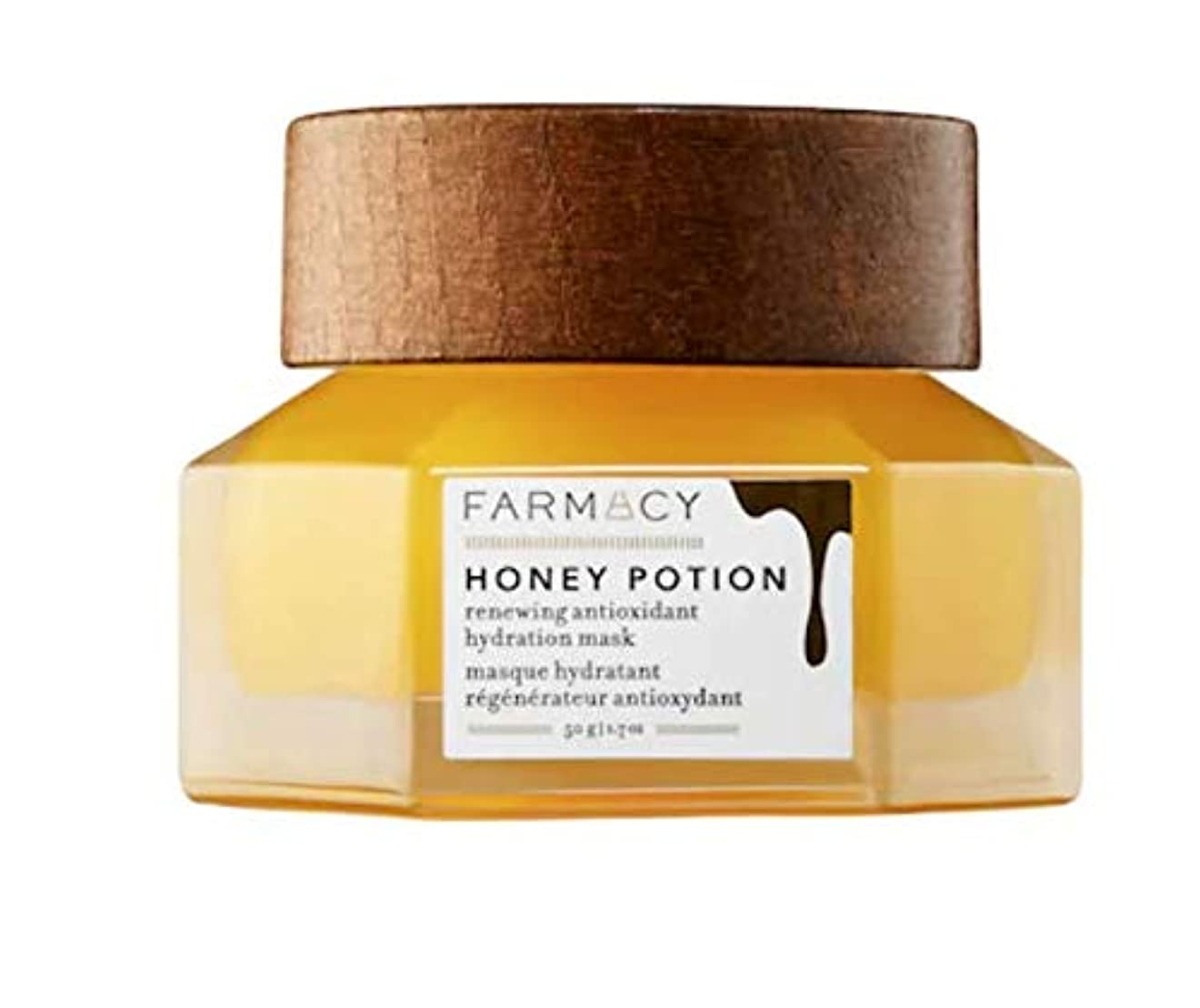 取り消す認知管理ファーマシー FARMACY ハニーポーション リニューイング アンチオキシデント ハイドレーションマスク 50g?Honey Potion Renewing Antioxidant Hydration Mask