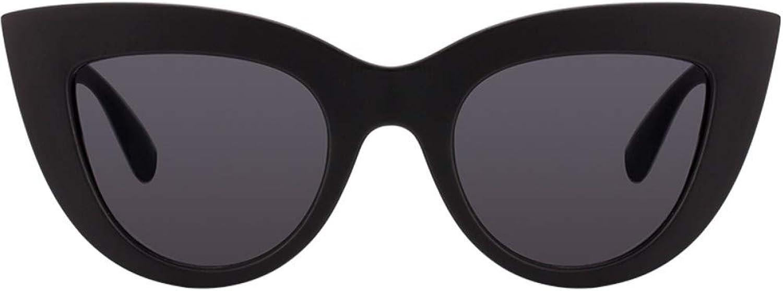 Fuqiuwei Sonnenbrillen Simple And Versatile Personality Retro Sunglasses Female Glasses White Sunglasses