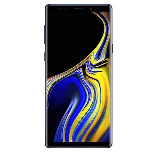 Samsung Galaxy Note 9 Dual SIM 512GB 8GB RAM SM-N960F/DS Ocean Blu SIM Free