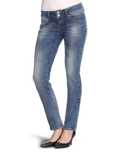 LTB Jeans Damen Jeanshose/ Lang  5065 / Molly, Gr. 27/34, Blau (maison wash 1653)