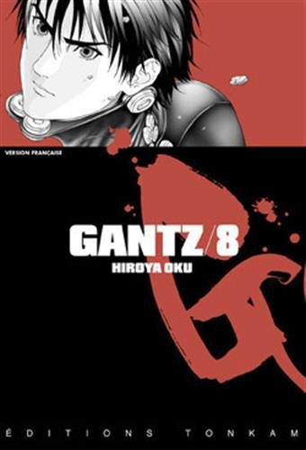 Gantz -Tome 08-