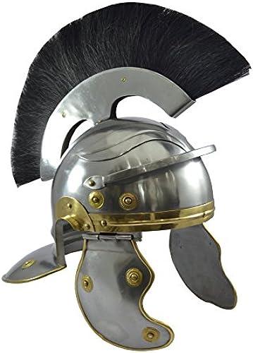 Roman Centurion Helm mit SchwarzPlume Antik Replica r schen Helm