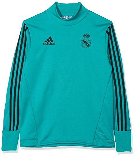 adidas Real Madrid Camiseta de Entrenamiento, Niños, Multicolor (arraer/Negro), 140-9/10 años