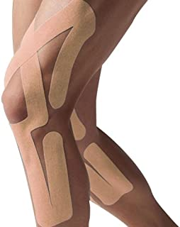 Spidertech Full Knee Therapeutic Precut Kinesiology Tape
