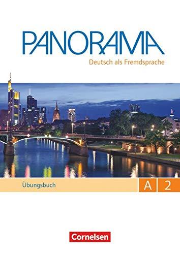 Panorama - Deutsch als Fremdsprache - A2: Gesamtband: Übungsbuch DaF mit Audio-CDs
