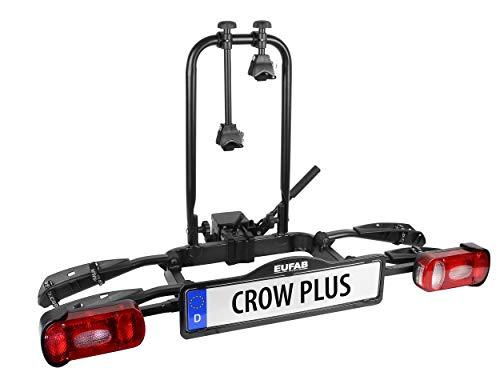 EUFAB 11582, fietsendrager Crow Plus uitbreidbaar