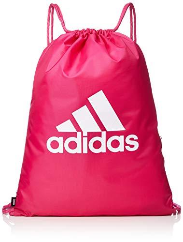 adidas Sport Performance Gym Sack, Unisex Adulto, Multicolor (Real Magenta/Real Magenta/White), Talla Única