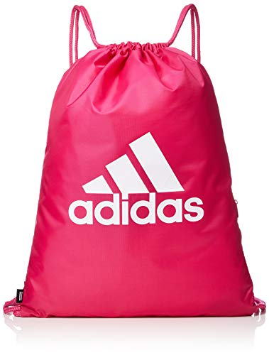 adidas Training Turnbeutel, 47 cm, Real Magenta/Real Magenta/White