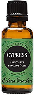 Edens Garden Cypress Essential Oil, 100% Pure Therapeutic Grade (Highest Quality Aromatherapy Oils- Inflammation & Pain), 30 ml