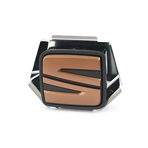 Seat 5F0827565DRZH Heckklappengriff CUPRA Heckklappe Griff Logo Emblem Kupfer