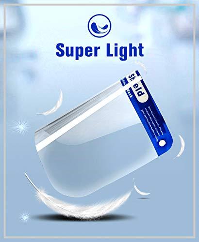 Straame FV01 - Protector Facial Transparente protección