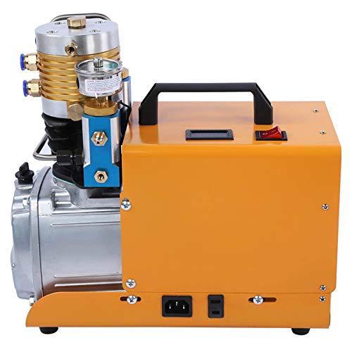 Oumefar Compresor de Aire de Alta presión Bomba 30MPA-Compresor de Aire PCP...