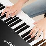 Zoom IMG-2 goplus pianoforte elettronico con 88