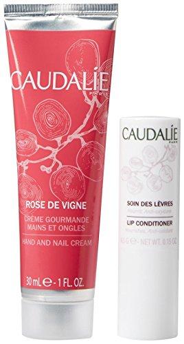 Caudalie Rose De Vigne Hand Y Nail Cream Lote 2 Pz - 50 ml