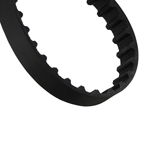 uxcell 100XL Rubber Timing Belt Synchronous Closed Loop Timing Belt Pulleys 10mm Wide
