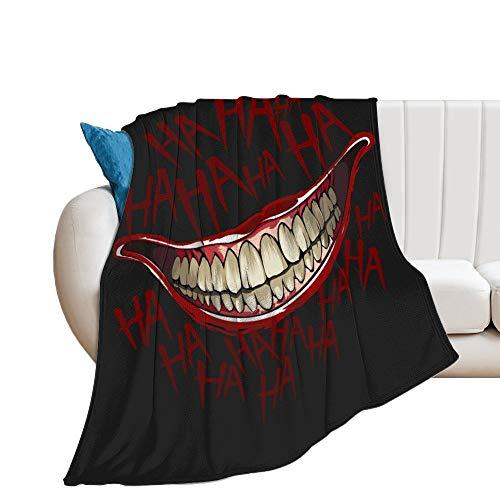Custom made Sodium Syndicate - Manta para el sofá, mullida y mullida, de microfibra, con acento decorativo, 130 x 150 cm