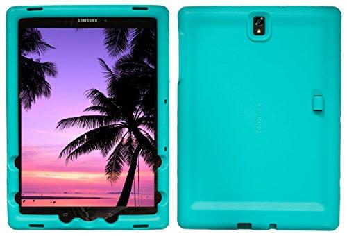 BobjGear Carcasa Resistente para Tablet Samsung Galaxy Tab S3 9.7, SM-T820, SM-T825 - Bobj Funda Protectora (Turquesa)