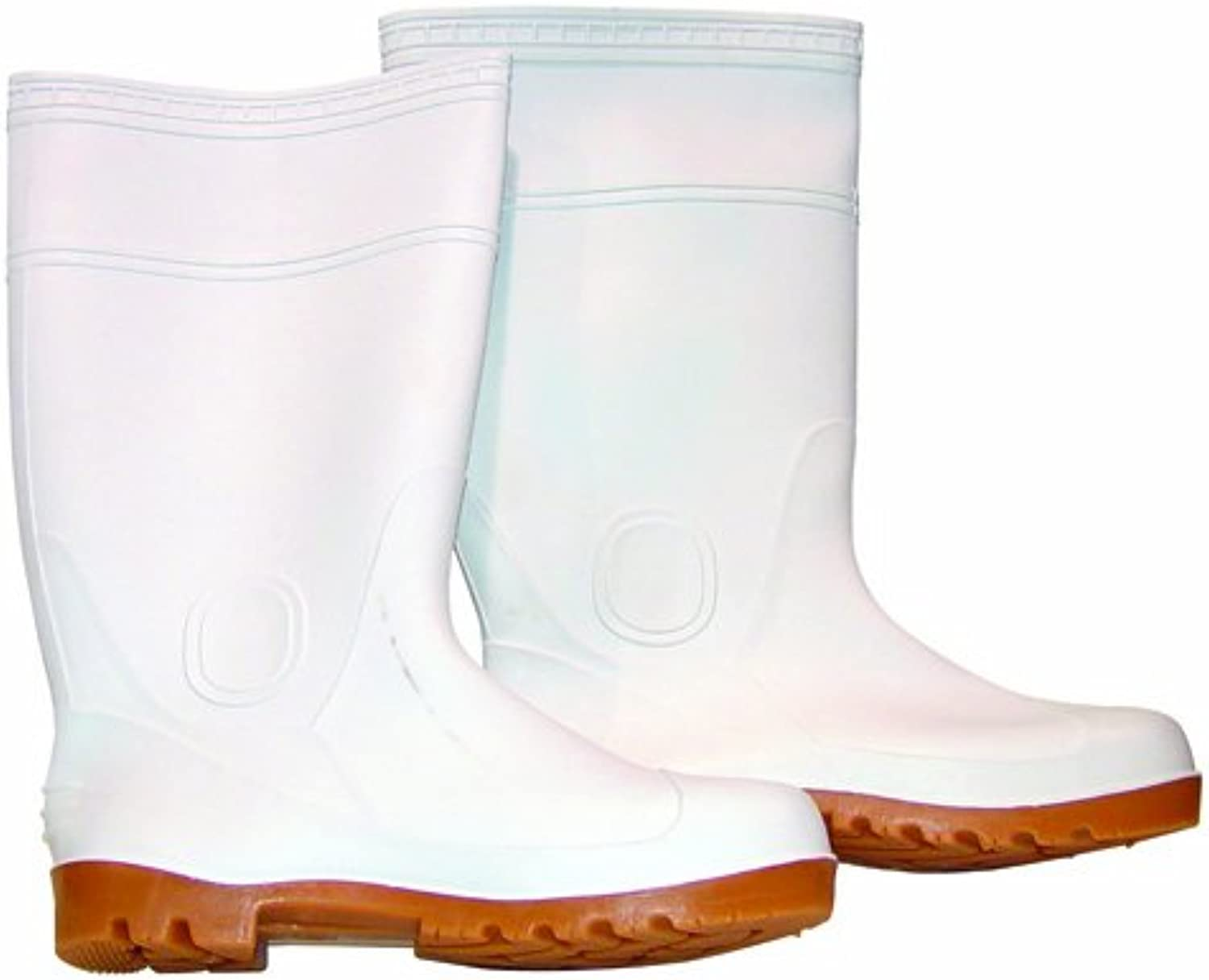 Bon 34-110 White Construction Boot, Size 10
