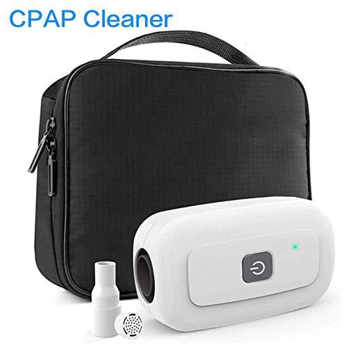 POEO CPAP-Reiniger, Ozon-Sterilisation, Der Neueste CPAP-Geräte-Reiniger/Sterilisator für CPAP-Beatmungsgeräte, Gesichtsmasken, Atemschläuche, Zubehör