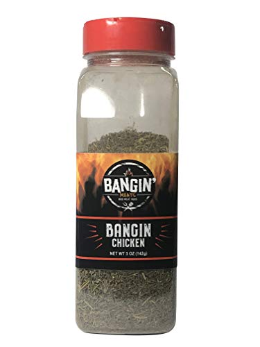 BanginMeats BANGIN CHICKEN Seasoning Mix 5oz Make Delicious Chicken At Home