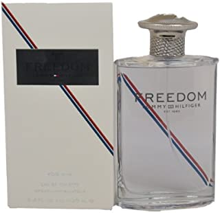 Tommy Hilfiger Freedom Eau de Toilette Spray for Men, 3.4 Ounce