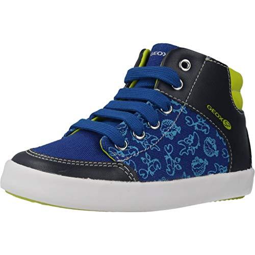 Geox Zapatillas B GISLI Boy para Niños Azul 21 EU