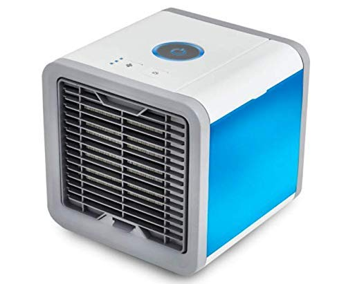 HariKrupa Mall Mini Portable Handy Air Cooler Fan Arctic Air Personal Space Cooler The Quick & Easy Way to Cool Any Space Air Conditioner Device Home Kitchen Office