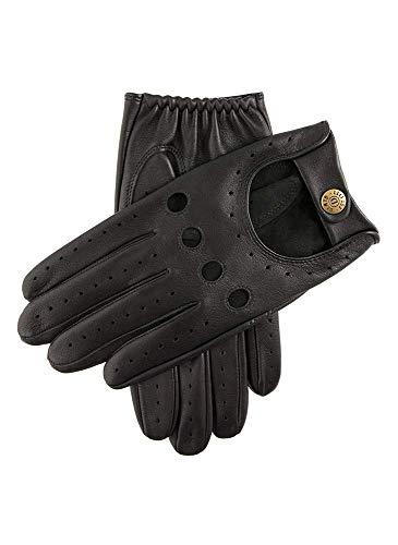 Dents Herren Handschuh, Schwarz, Größe L
