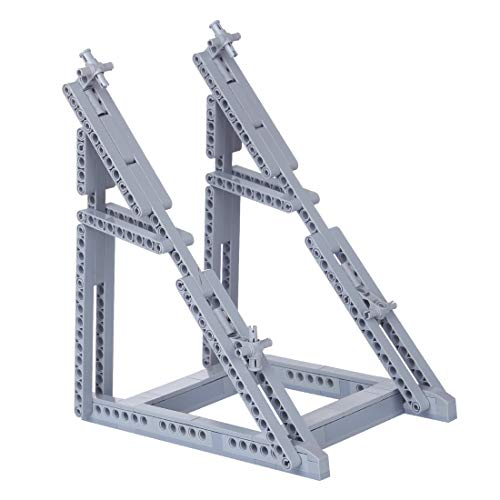 SENG Soporte de pantalla MOC para juguetes de construcción Star War Millennium Falcon compatible con Lego 75257/75212