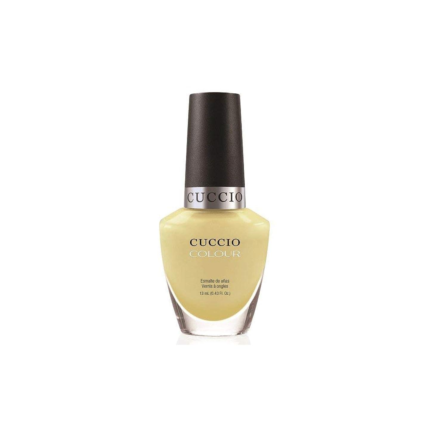 法王選挙反応するCuccio Colour Gloss Lacquer - Mojito - 0.43oz / 13ml