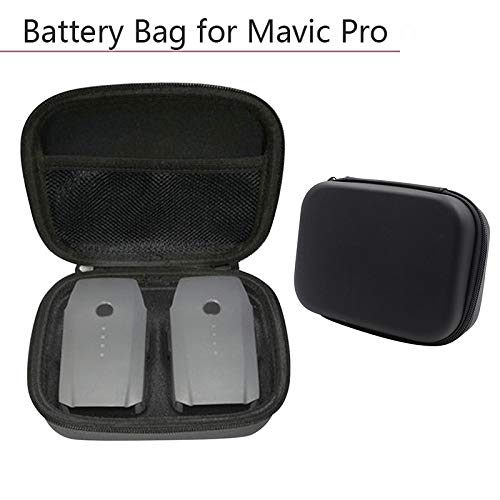 Hongyi Batterij Brandwerende Safety Bag Batterij opladen Protector draagtas Storage Bag Hard Shell Box for DJI Mavic Pro Accessoires Koffer