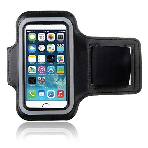 Brassard de Sport Running Ajustable 5.5 Pouces pour iPhone 8/7/6/SE, Samsung S7/S6, Huawei VENTEPRO2A