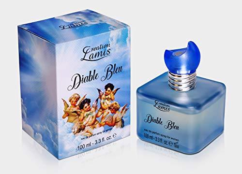 Diable Bleu for Woman Parfüm Damen EdP 100 ml Creation Lamis