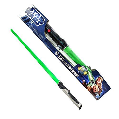 Star Wars Qui Gon Jinn Elektronische Lichtschwert - Film Version
