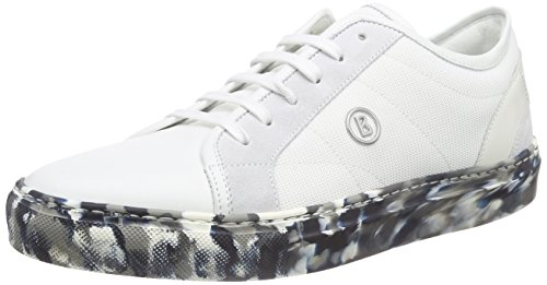 Bogner Herren Nizza 11 B Sneaker, Weiß (White 10), 41