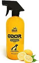 Lots of Lemon Pet Odor Eliminator for Home - Citrus Powered Carpet Cleaner for Pets - Carpet Deodorizer & Urine Destroyer - for Small Animals