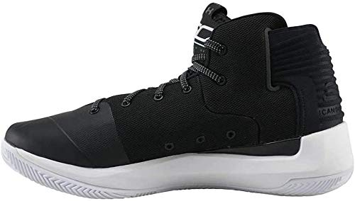 Under Armour UA GS Curry 3ZER0 Junior Basketball Shoes - 5.5 - Black