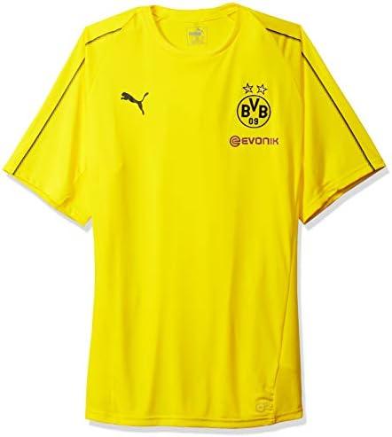 Puma Camiseta de Borussia Dortmund Manga Corta para Hombre
