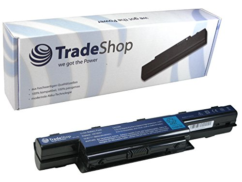 Hochleistungs Laptop Notebook Akku 8800mAh für Acer Aspire 5750 5750G 7551G 7551 7551 ersetzt AS10D51 LC.BTP00.123 AS10G3E AK.006BT.075 AS10D73 AK.006BT.080