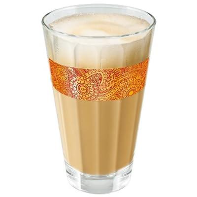 Tassimo by WMF Chai Latte / Chai Latte Lemongrass Glass, 290 ml, 0943249990