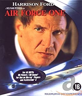 Blu Ray - Air Force One