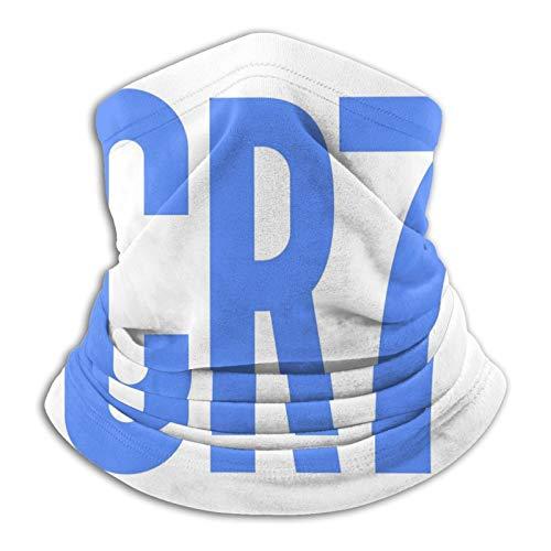 Cr-7 Cris-tia-no Ro-naldo - Funda protectora contra rayos UV para el cuello, transpirable, para acampar, correr, ciclismo, deporte